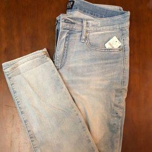 Gap size 27 True Skinny jeans